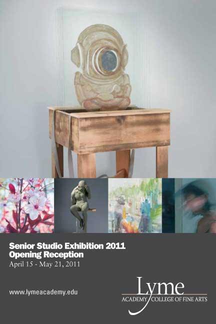 2011 Senior Show poster