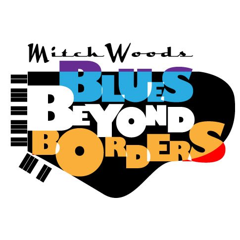Blues Beyond Borders package branding | altering the piano shape
