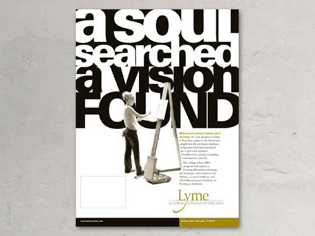 Lyme Academy  soul searched